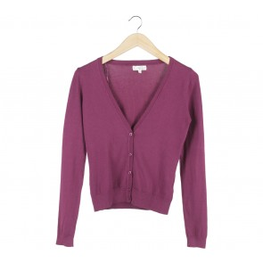 New Look Purple Cardigan