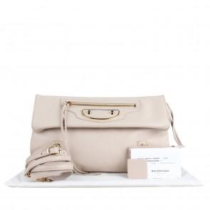 Balenciaga Nude Sling Bag