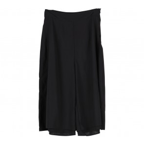 Studio Black Layer Culottes Pants