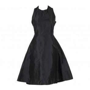 Sissae Black Mini Dress