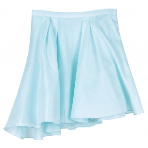 Namayinda Blue Textured Skirt