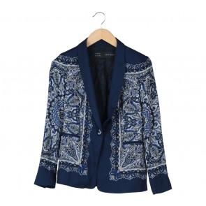 Zara Multi Colour Floral Blazer