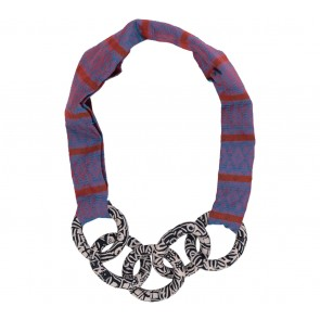Origo By Phia Multi Colour Ethnic Necklace Jewellery