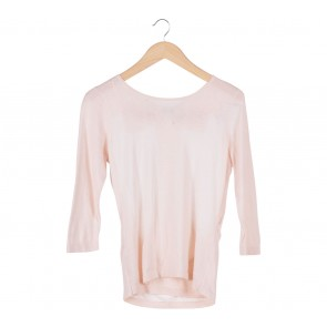 Suite Blanco Peach Blouse