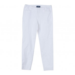 Old Navy White Skinny Jeans Pants