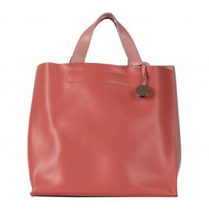 Furla Peach Handbag