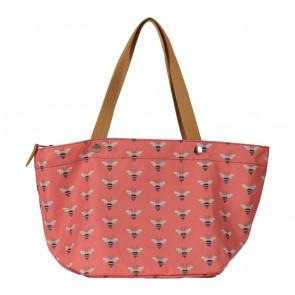 Fossil Pink Handbag