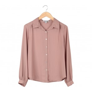 Forever 21 Brown Shirt