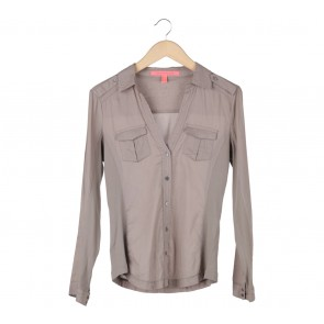 Mango Grey Shirt