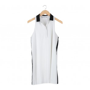 Zara White Mini Dress