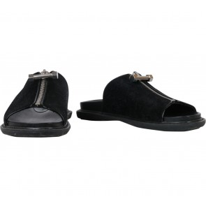 Charles and Keith Black Sandals