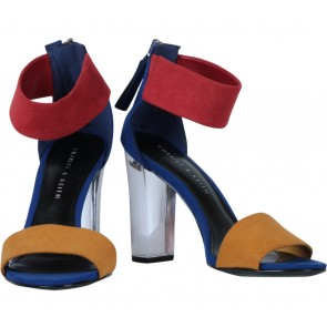 Charles and Keith Multi Colour Heels