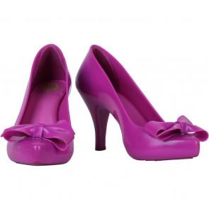 Melissa Purple Heels