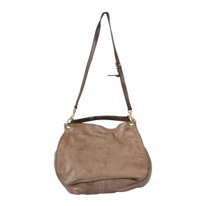 Miu Miu Brown Shoulder Bag