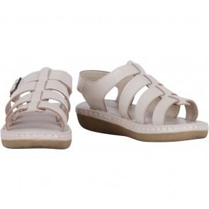 Andrew Cream Sandals