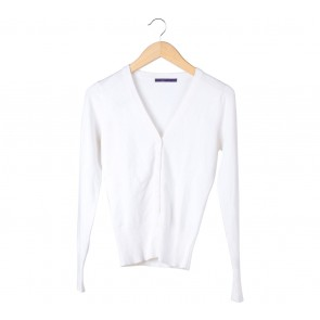 Cotton On Off White Cardigan