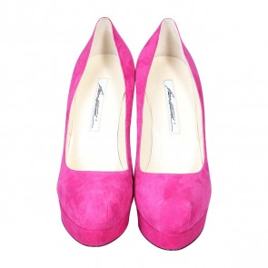 Brian Atwood Pink Heels