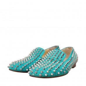 Christian Louboutin Green Sneakers
