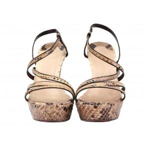 Christian Louboutin Nude Sandals