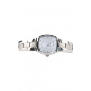Kenneth Cole Silver Chain Watch