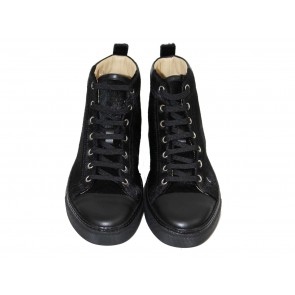 Hermes Black Sneakers