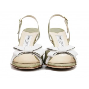 Jimmy Choo Green Sandals