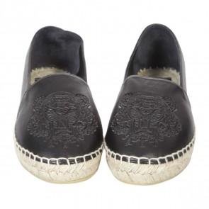 Kenzo Black Flats