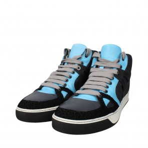 Lanvin Blue Sneakers