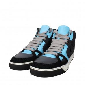 Lanvin Blue Sneakers