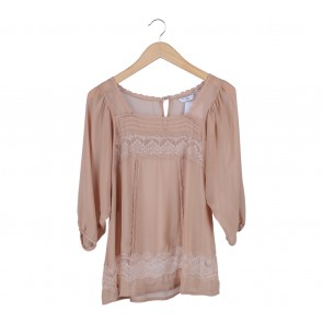 New Look Brown Blouse
