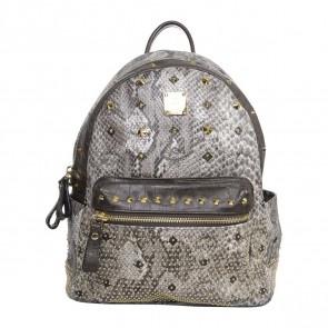 MCM Brown Backpack