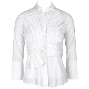 Robert Rodriguez White Shirt