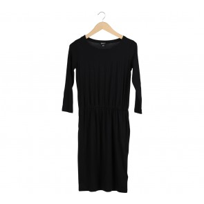 DKNY Black Mini Dress
