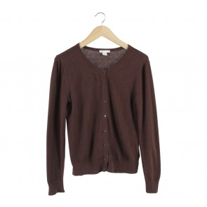 H&M Dark Brown Cardigan