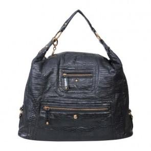 Tod´s Black Pashmy Tote Bag