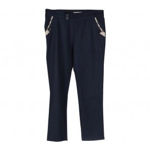 Burberry Dark Blue Pants