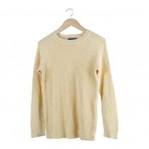 Karen Scott Yellow Sweater