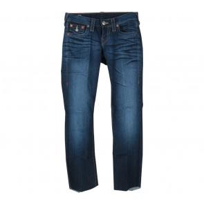 True Religion Dark Blue Washed Pants
