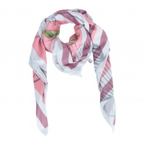 Allura Multi Colour Floral Scarf