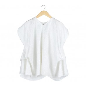 Luminara Off White Blouse
