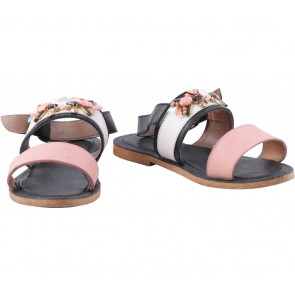 Pvra Multi Colour Sandals