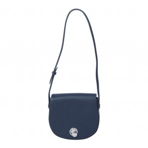 Raoul Dark Blue Shoulder Bag
