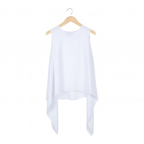 ATS The Label White Sleeveless