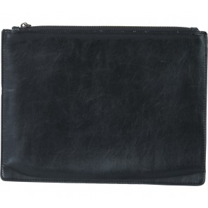Zara Black Clutch
