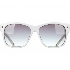 Mango White Sunglasses