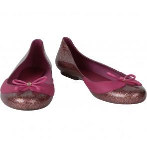 Melissa Pink Combi Flats