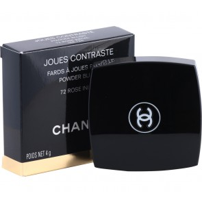Chanel  72 Rose Initial Powder Blush Faces