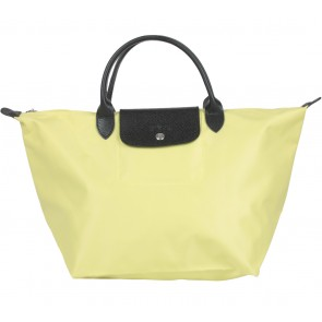 Longchamp Yellow Le Pliage  Handbag