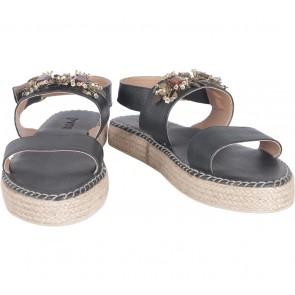 Pvra Black Duvspa Sandals