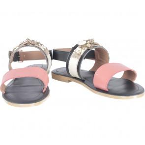 Pvra Multi Colour Duvva Sandals